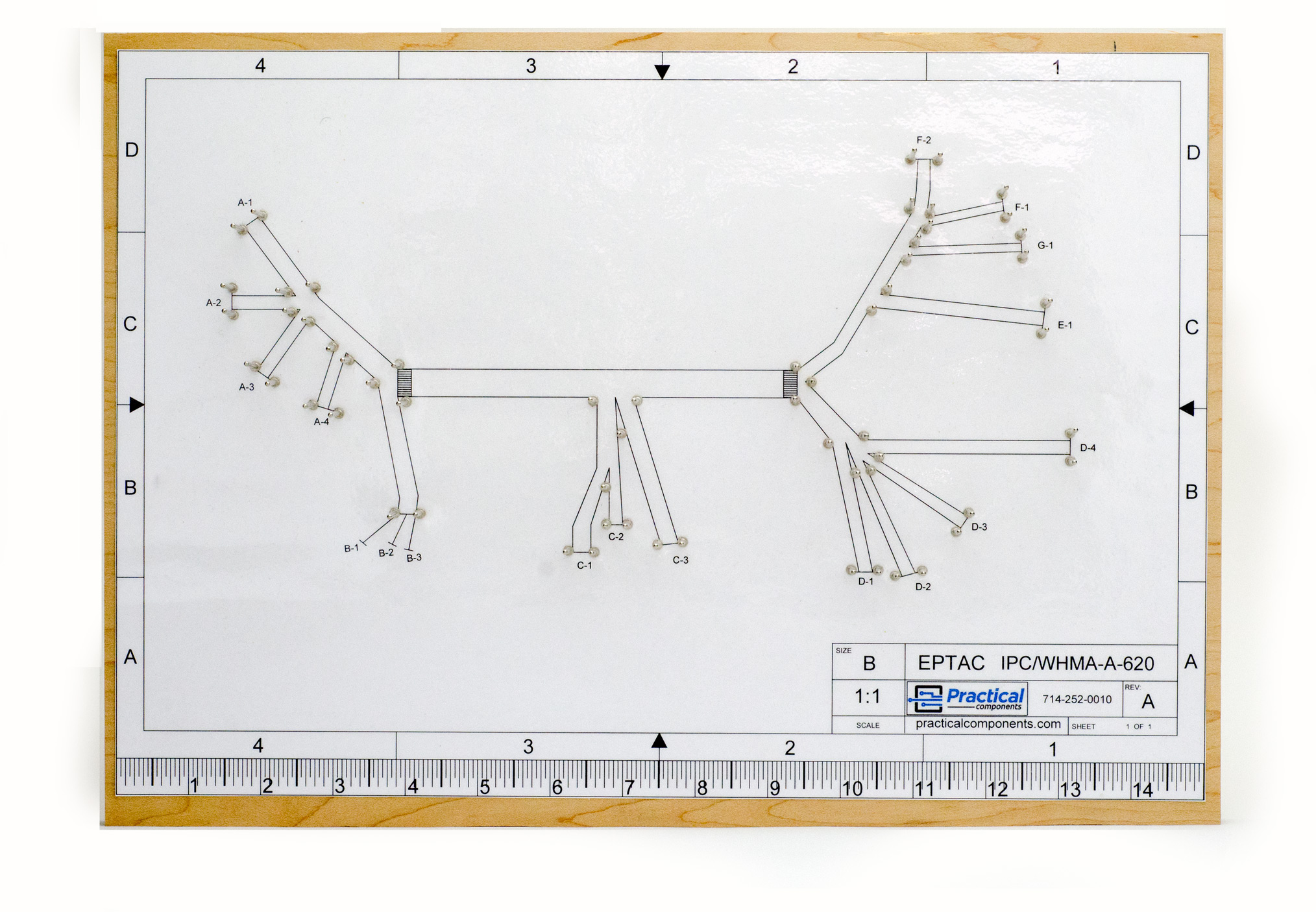 A620 Peg Board.2 whma a620 wire harness training kit m wire harness code at bakdesigns.co
