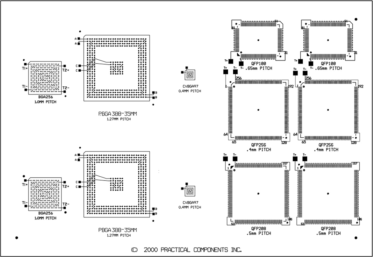 PC008-Solder Practice-Board and Kits