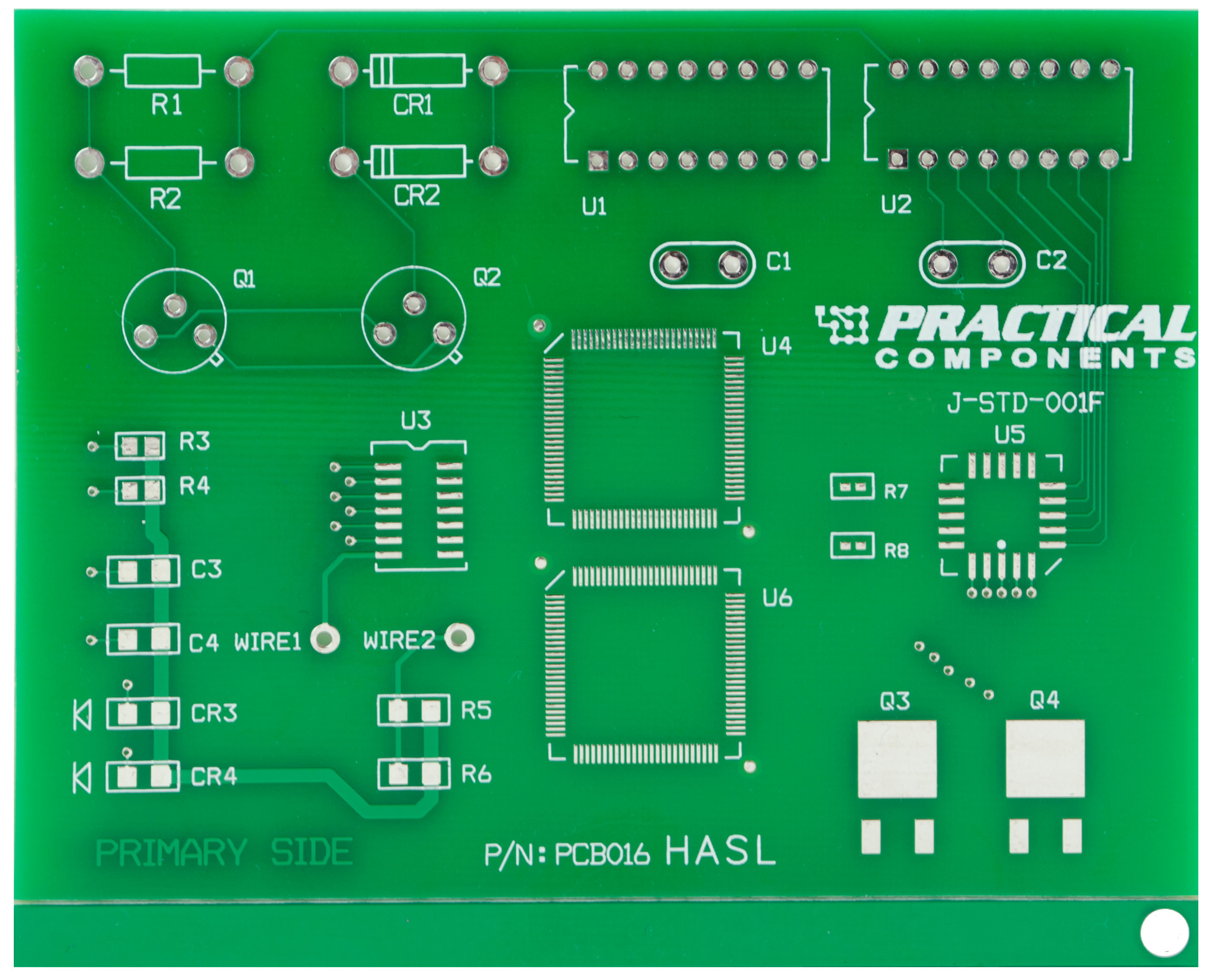 PC016-IPC J-Std 001-REV F Solder Training Kit